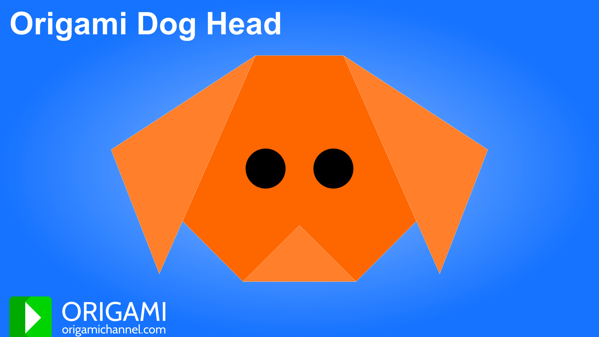 Origami Dog Head Diagrams And Designs How To Fold An Headen1920x1080